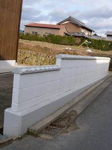 三重県伊賀市A様邸 外壁塗装工事