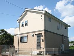 一般的な一軒家の概算塗り替え費用