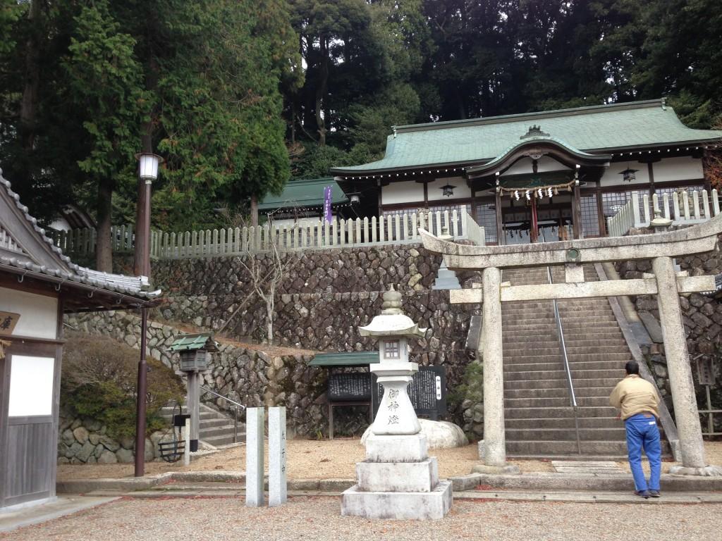 伊賀市 都美恵神社