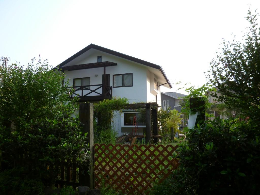 伊賀市 E様邸 一般住宅塗装工事