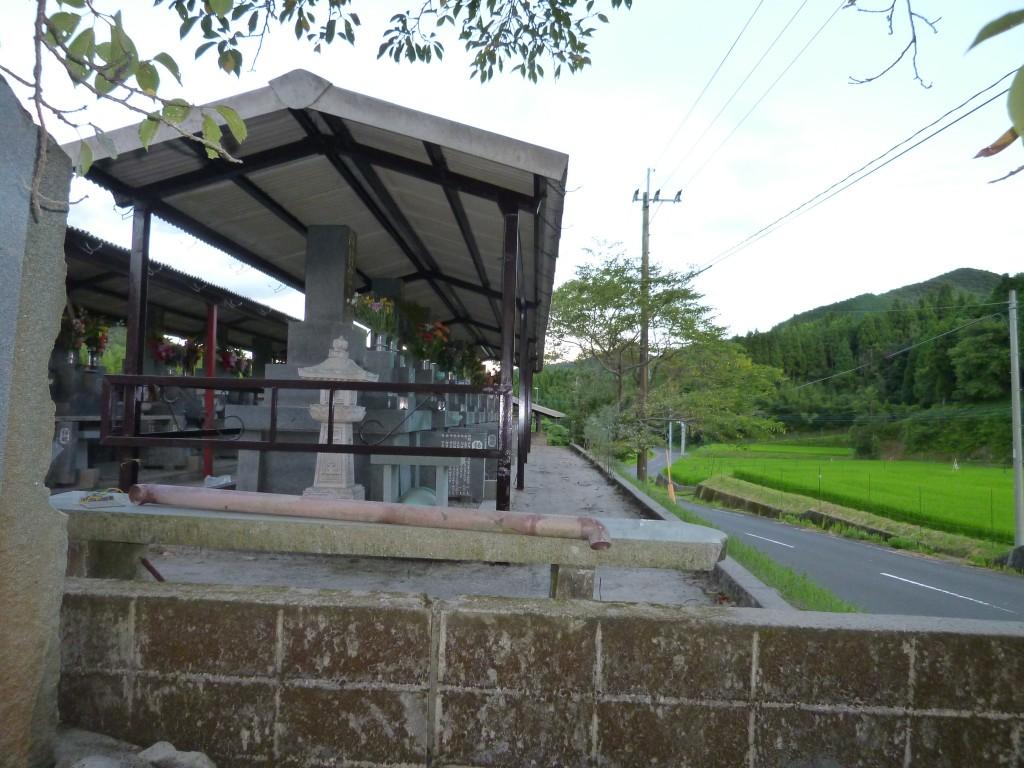 鹿児島県 野坂納骨堂 屋根・鉄部塗装