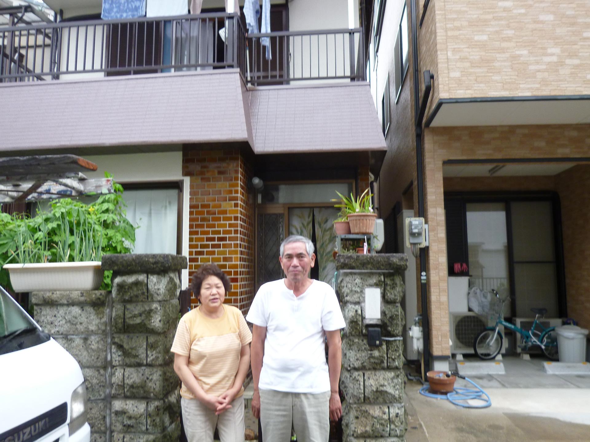 堺市 T様邸 一般住宅塗装工事