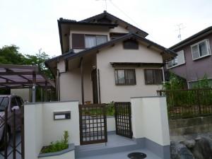 伊賀市 S様邸 一般住宅塗装工事